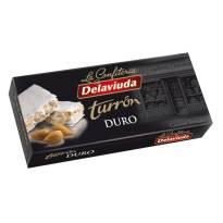 "HARD ALMOND TURRON -GLUTEN FREE- ""DELAVIUDA"" (150 G)"