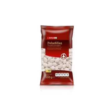 "SUGARED ALMONDS ""SPAR"" (100 G)"