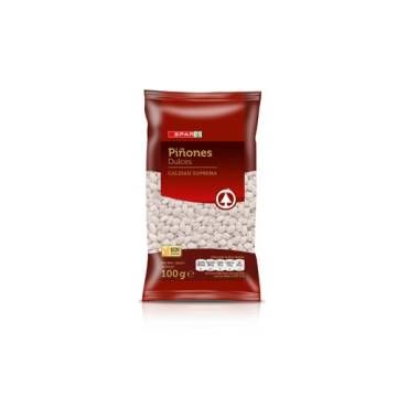 SUGARED PINE NUTS 100G SPAR