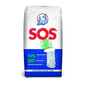 "ROUND GRAIN RICE ""SOS"""