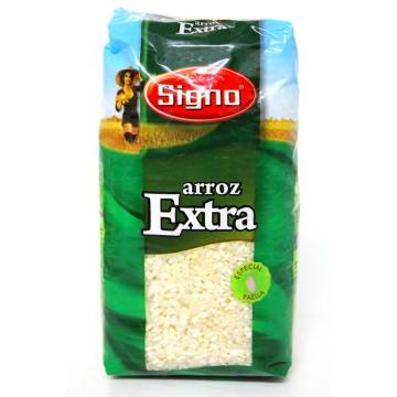 "MEDIUM GRAIN RICE ""SIGNO"""