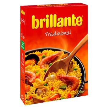 ARROZ LARGO TRADICIONAL 1KG BRILLANTE