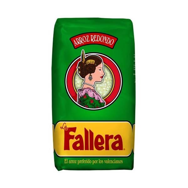 RIZ ROND 1KG LA FALLERA