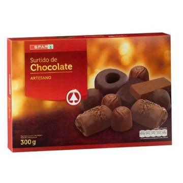 "ASSORTED CHOCOLATES ""SPAR"" (300 G)"
