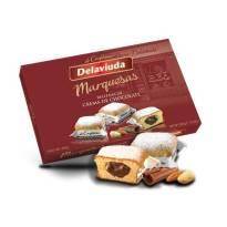 """MARQUESAS RELLENAS DE CHOCOLATE """"DELAVIUDA"""" (300 G)"""