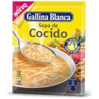 SOUPE DE RAGOÛT GALLINA BLANCA