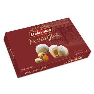 "CANDIED YAM MARZIPAN CAKES ""DELAVIUDA"" (300 G)"