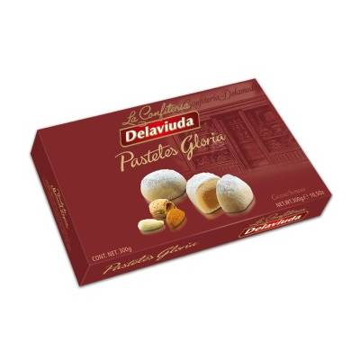 """CANDIED YAM MARZIPAN CAKES """"DELAVIUDA"""" (300 G)"""