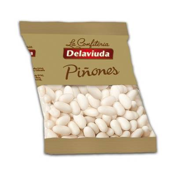 PINE NUTS 150G DELAVIUDA