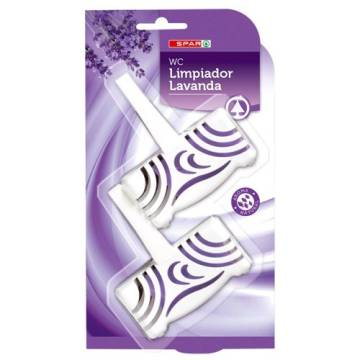 DESINFECTANTE WC BLOC LAVANDA (PACK2) SPAR