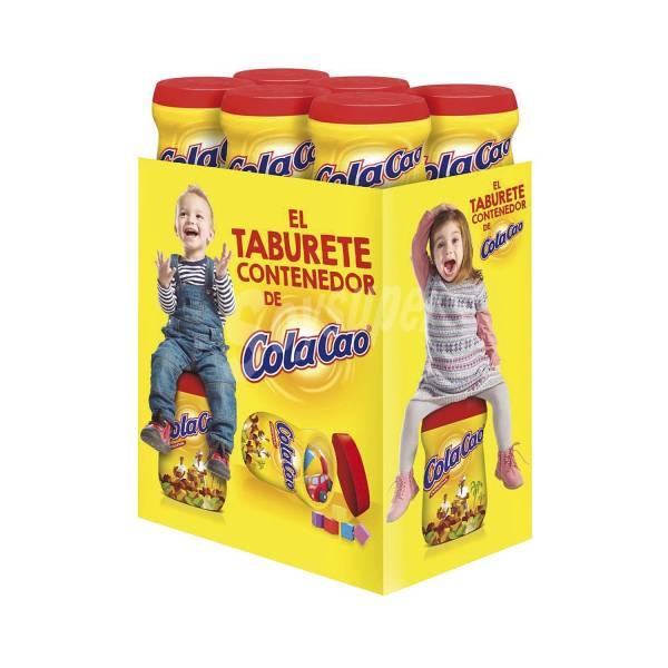 COLACAO ORIGINAL TABURETE 5,1KG EDICIÓN LIMITADA