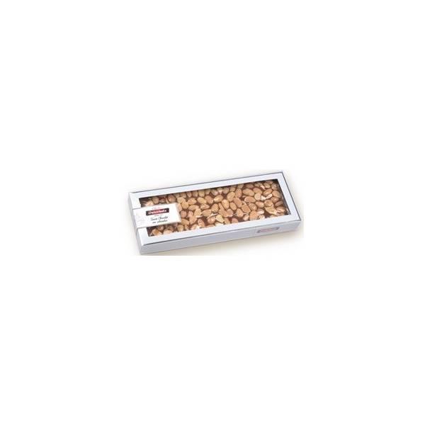 NOUGAT AU CHOCOLAT AUX AMANDES ARTISANAL DELAVIUDA 250 G