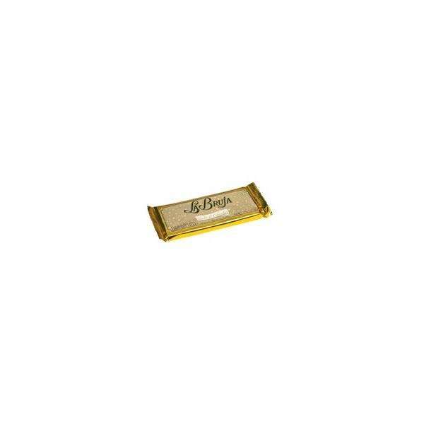 CRUNCHY CHOCOLATE TURRON 150G LA BRUJA