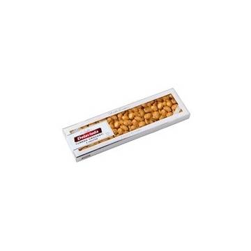 "CROCANTI  TURRON WITH 70% ALMONDS (HANDMADE) ""DELAVIUDA"" (300 G)"