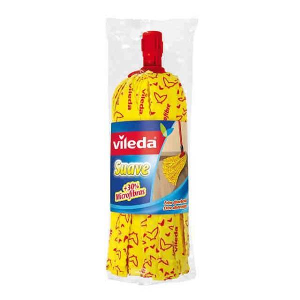 YELLOW FRINGE MOP VILEDA