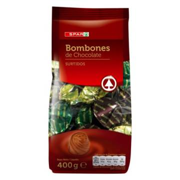 "CHOCOLATE BONBONS ASSORTED ""SPAR"" (400 G)"