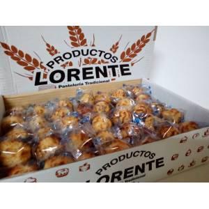 """CORDIALES DE COCO """"LORENTE""""  BANDEJA 500 G"""