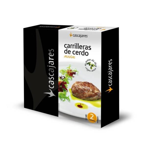 CARRILLERAS DE CERDO ASADAS CASCAJARES
