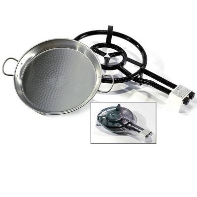 GAS PAELLA BURNER 40 cms