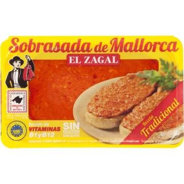 "SPREADABLE CHORIZO - SOBRASADA FROM MALLORCA ""EL ZAGAL"""