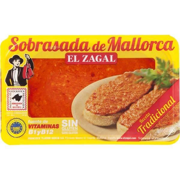 """STREICHWURST SOBRASADA VON MALLORCA """"EL ZAGAL"""""""
