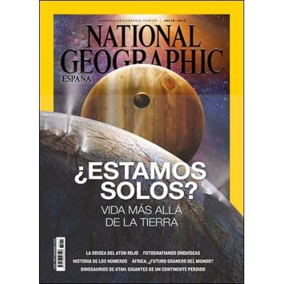 NATIONAL GEOGRAPHIC REVISTA