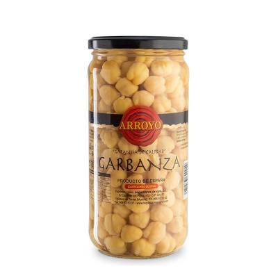 "BOILED CHICKPEAS ""ARROYO"""