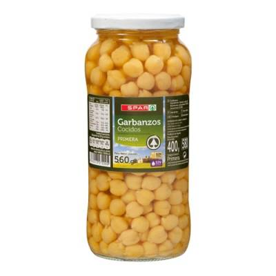 "GARBANZOS ""SPAR"""