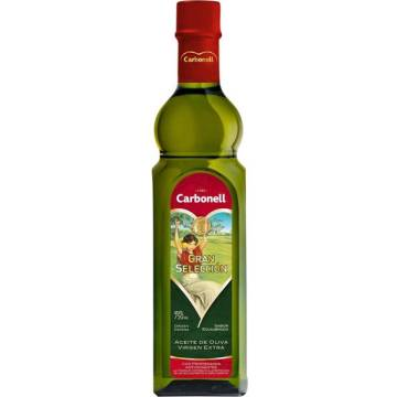 "HUILE D'OLIVE VIERGE EXTRA 750ML ""CARBONELL"""