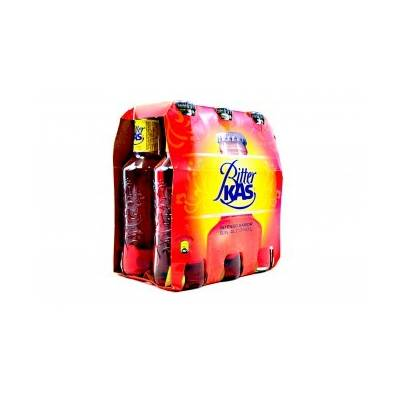 BITTER KAS SIN ALCOHOL PACK 6X200 ML