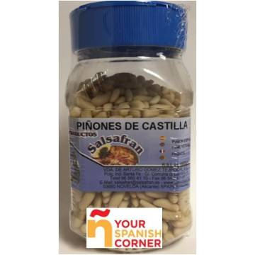 """PIÑONES DE CASTILLA """"SALSAFRAN"""""""