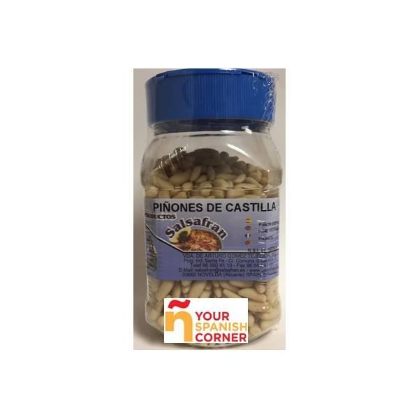Pinienkerne aus Castilla SALSAFRAN 900g.