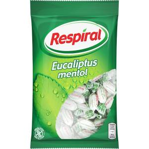 "MENTHOL CANDY ""RESPIRAL"""