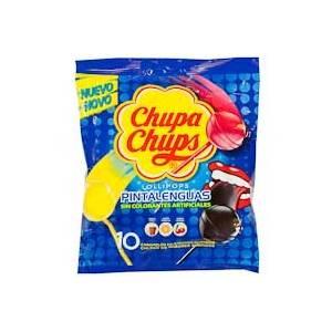 CHUPA CHUPS - PINTALENGUAS