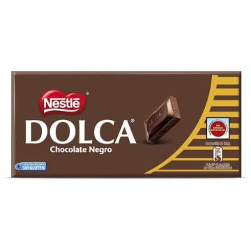 "DARK CHOCOLATE DOLCA ""NESTLÉ"" 125 G"