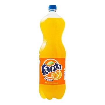 FANTA ORANGE 1250 ml.