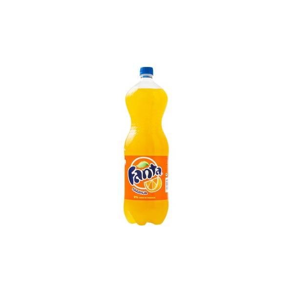 FANTA ORANGE 1250 ml