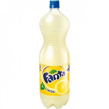 FANTA LEMON 1250 ML