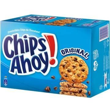 "COOKIES CHIPS AHOY! ORIGINAL ""MONDELEZ"" (300 G)"
