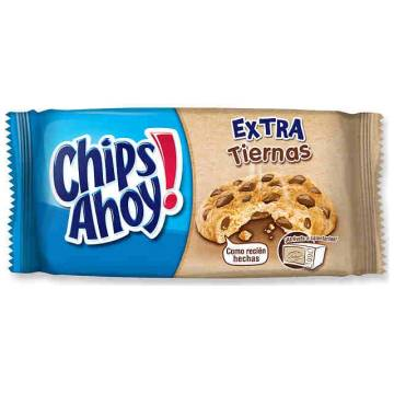 "COOKIES CHIPS AHOY! EXTRA TENDRE ""MONDELEZ"" (182 G)"