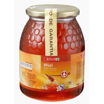 FLOWER HONEY SPAR 1 KG