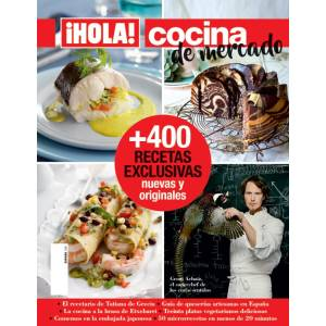 HOLA COCINA REVISTA
