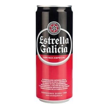 """BEER """"ESTRELLA GALICIA"""""""
