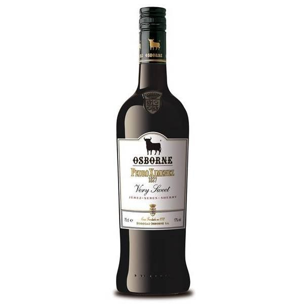 OSBORNE PEDRO XIMENEZ Vino dulce -D.O. Jerez- (75 cl)