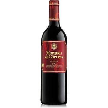 MARQUES DE CÁCERES Crianza red wine -D.O. Rioja- (75 cl)