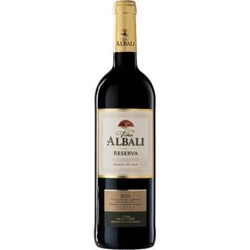 VIÑA ALBALI vino tinto reserva -D.O. Valdepeñas- (75 cl)
