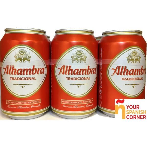 Cerveza Alhambra