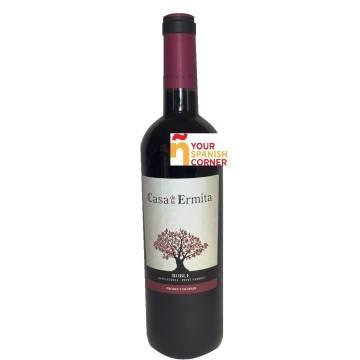 CASA DE LA ERMITA vino tinto roble -D.O. Jumilla- (75 cl)