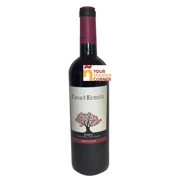 CASA ERMITA red wine young -D.O. Jumilla- (75 cl)