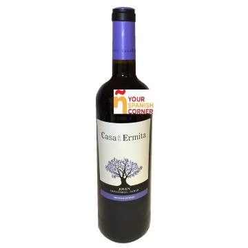 CASA ERMITA young red wine -D.O. Jumilla- (75 cl)